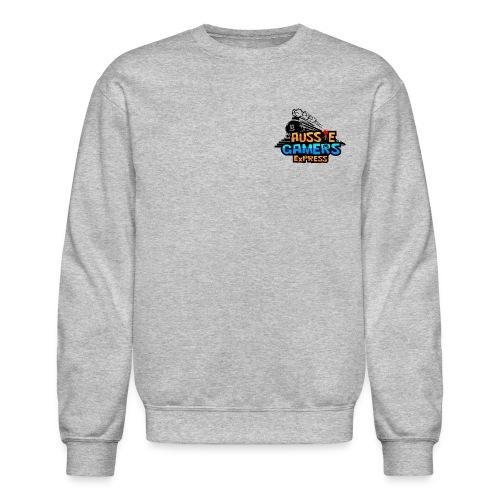 aussiegamers01CROPPED png - Crewneck Sweatshirt