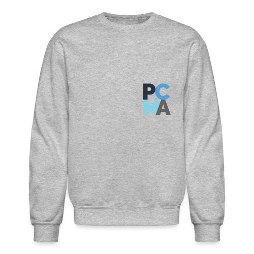 PCMA Color Block - Unisex Crewneck Sweatshirt