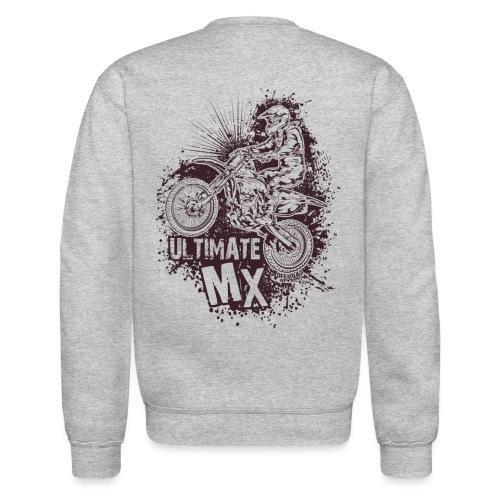 Ultimate FMX Grunge - Crewneck Sweatshirt
