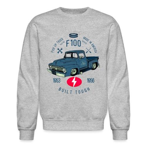F100 Built Tough - Unisex Crewneck Sweatshirt