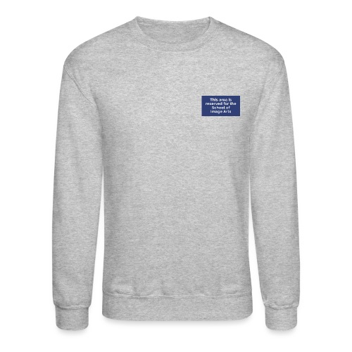 IMACU 2017 sweater design png - Crewneck Sweatshirt