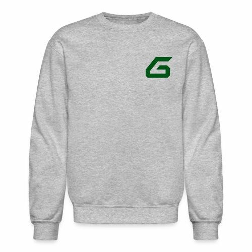 The New Era M/V Sweatshirt Logo - Green - Crewneck Sweatshirt