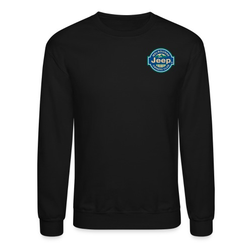 MJOC color logo png - Crewneck Sweatshirt