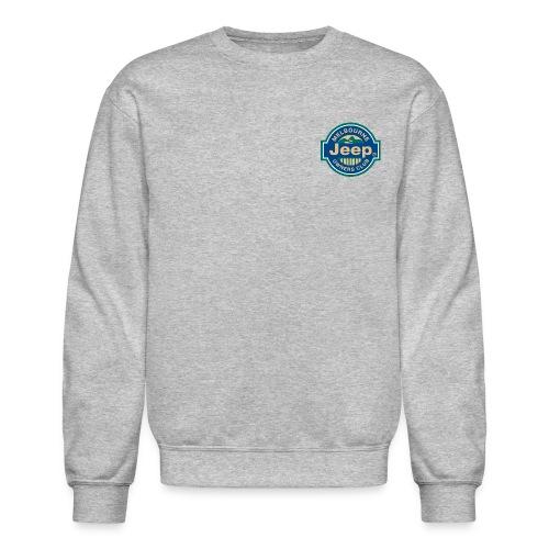 MJOC color logo png - Unisex Crewneck Sweatshirt
