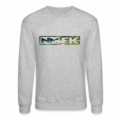 NMFK Street Style - Image Outline - Crewneck Sweatshirt