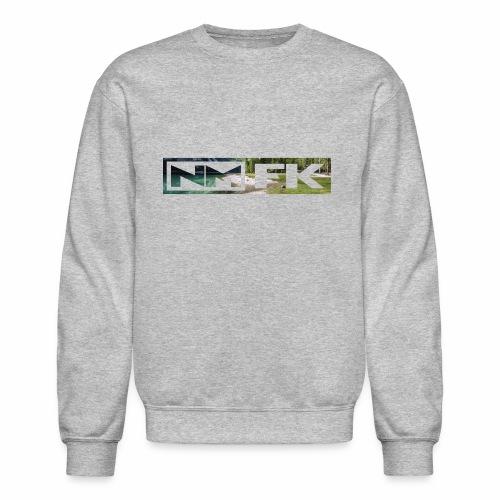 NMFK Street Style - Image Outline - Unisex Crewneck Sweatshirt
