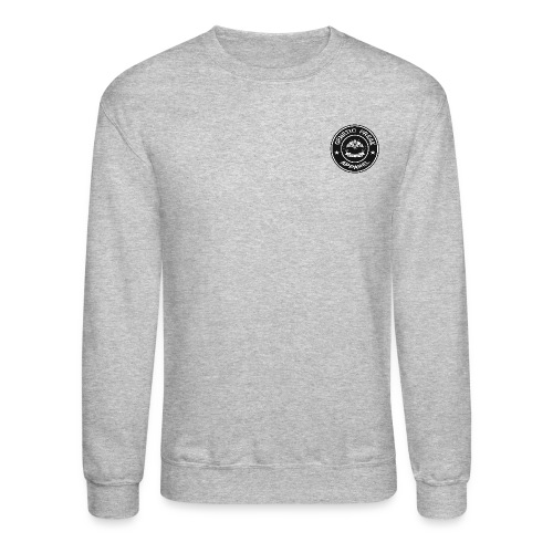 genetic_freak_logo_final - Crewneck Sweatshirt