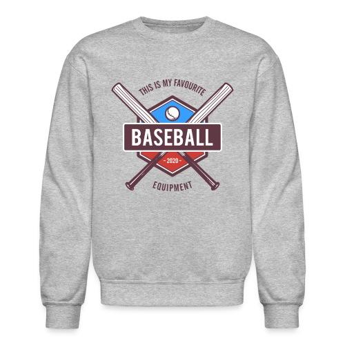 baseball - Unisex Crewneck Sweatshirt