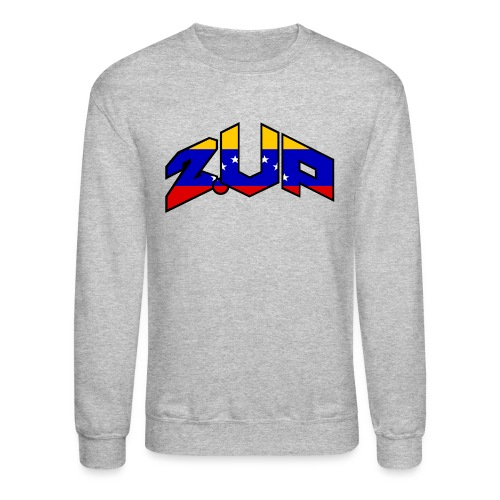 2up logo ven - Crewneck Sweatshirt