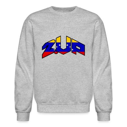 2up logo ven - Unisex Crewneck Sweatshirt