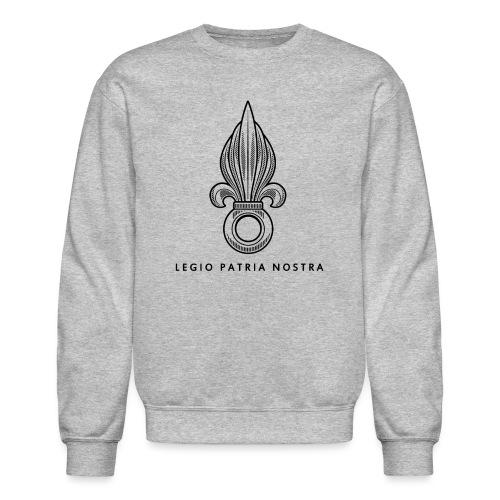 Grenade - Legio Patria Nostra - Black - Crewneck Sweatshirt