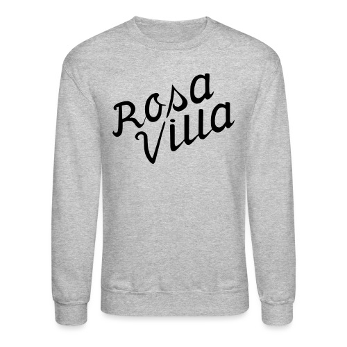 rosa villa - Crewneck Sweatshirt