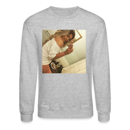 B.HARDY SHY SELFIE - Unisex Crewneck Sweatshirt