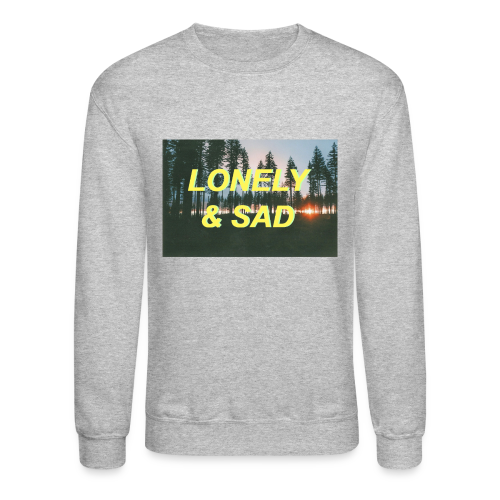 Yellow/Green Forest - Crewneck Sweatshirt