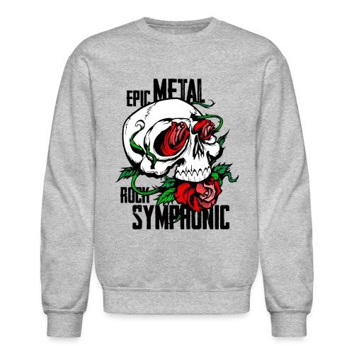 epic rock symphonic - Unisex Crewneck Sweatshirt
