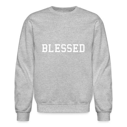 Blessed - Unisex Crewneck Sweatshirt