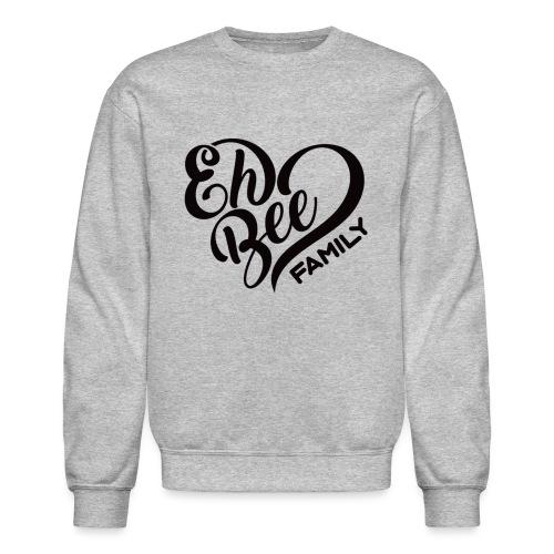 EhBeeBlackLRG - Unisex Crewneck Sweatshirt