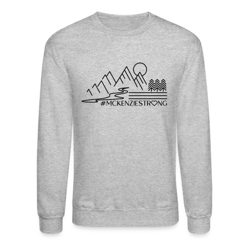 McKenzie Strong - Unisex Crewneck Sweatshirt
