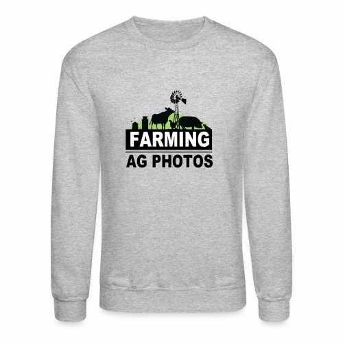 Farming Ag Photos - Crewneck Sweatshirt