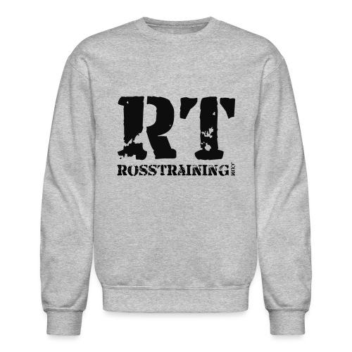 main_rt_black - Unisex Crewneck Sweatshirt