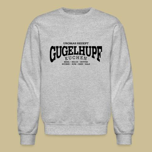 Gugelhupf (black) - Unisex Crewneck Sweatshirt