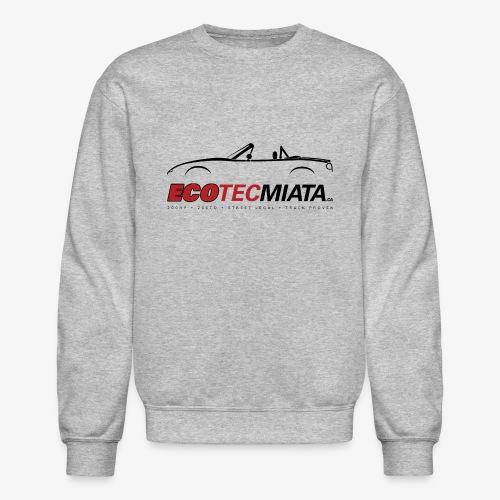 Ecotec Miata Logo - Crewneck Sweatshirt