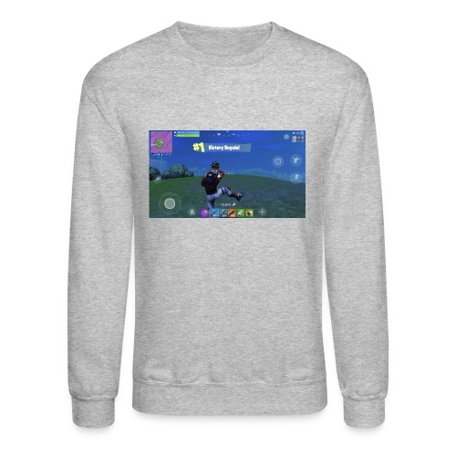 My First Win! - Crewneck Sweatshirt