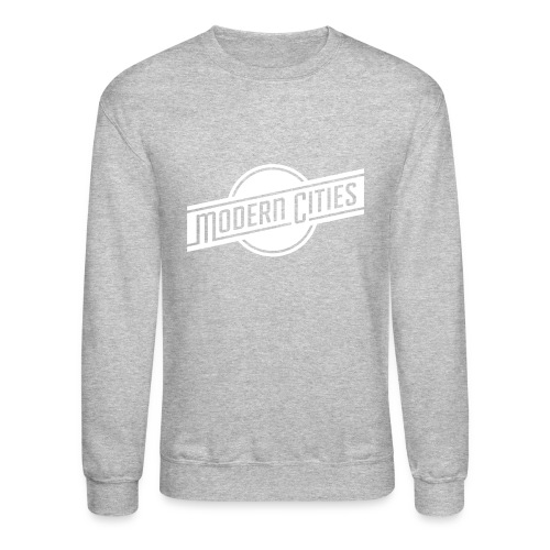 Modern Cities - Crewneck Sweatshirt