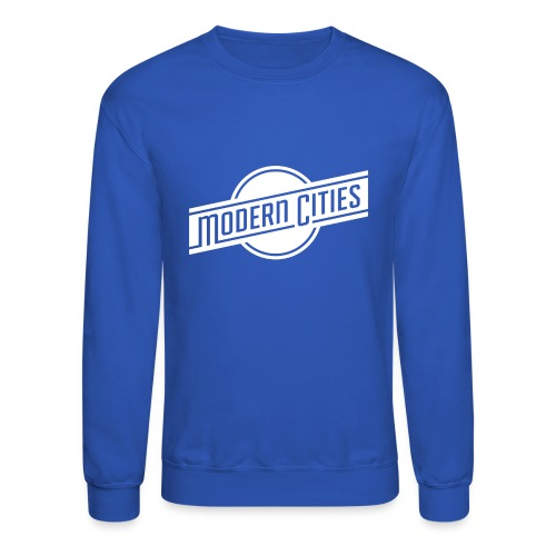 Modern Cities - Crewneck Sweatshirt