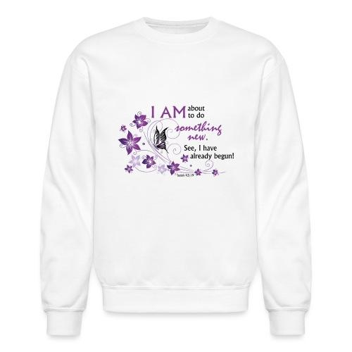 Something new - Crewneck Sweatshirt