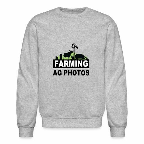 Farming Ag Photos - Unisex Crewneck Sweatshirt