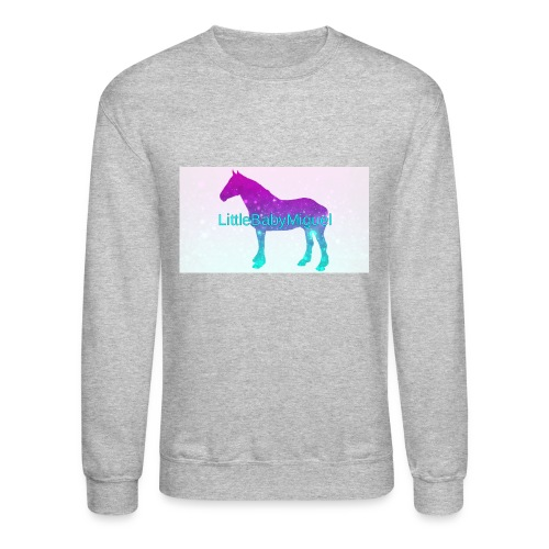 LittleBabyMiguel Products - Crewneck Sweatshirt