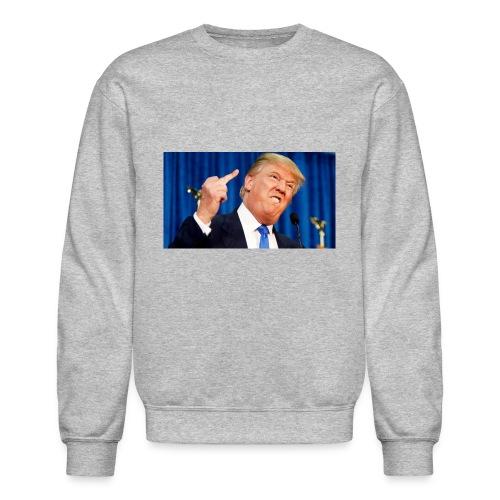 Trump - Crewneck Sweatshirt