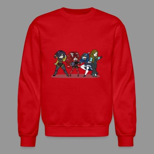 Chibi Autoscorers - Unisex Crewneck Sweatshirt