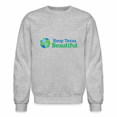 Keep Texas Beautiful Logo - Original - Unisex Crewneck Sweatshirt