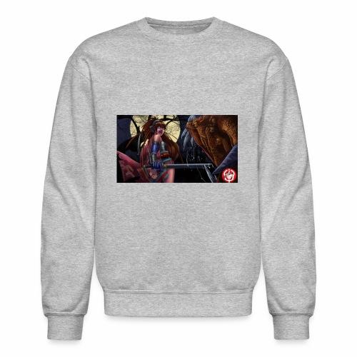 Anime Demon Hunter - Crewneck Sweatshirt
