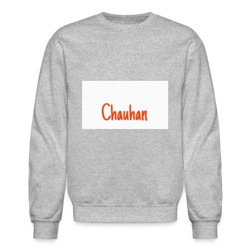 Chauhan - Unisex Crewneck Sweatshirt