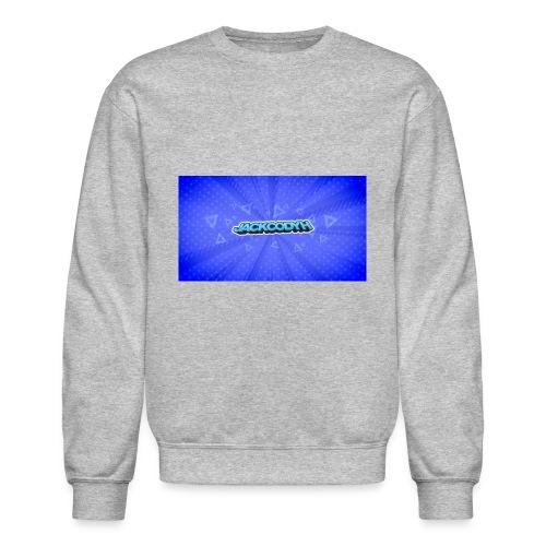 JackCodyH logo - Unisex Crewneck Sweatshirt