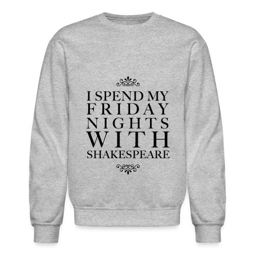 SHAKESPEARE png - Crewneck Sweatshirt