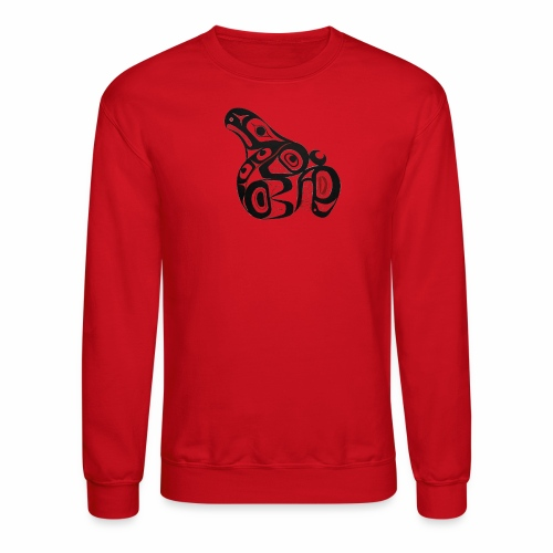 Killer Whale - Crewneck Sweatshirt