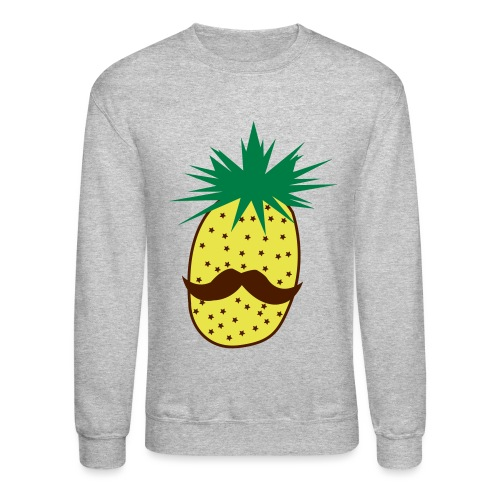 LUPI Pineapple - Unisex Crewneck Sweatshirt