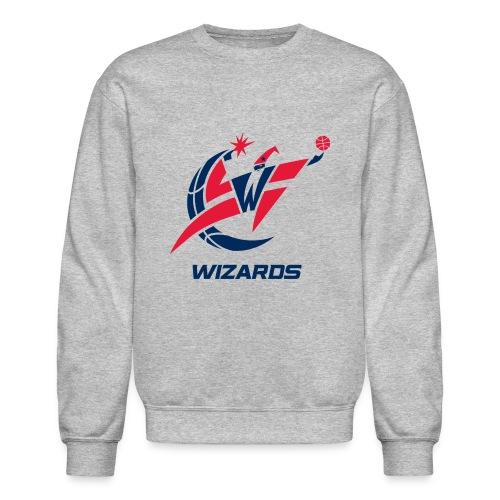 1144px Washington Wizards 2011 png - Crewneck Sweatshirt