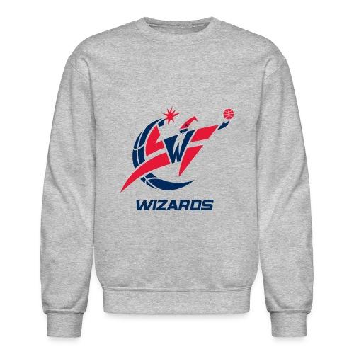 1144px Washington Wizards 2011 png - Unisex Crewneck Sweatshirt