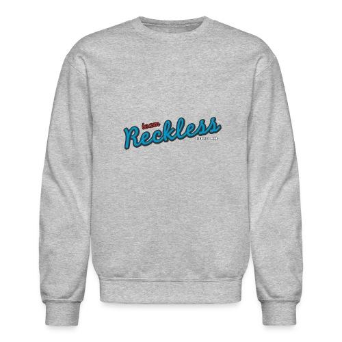 teamreckless logo blue2 png - Crewneck Sweatshirt