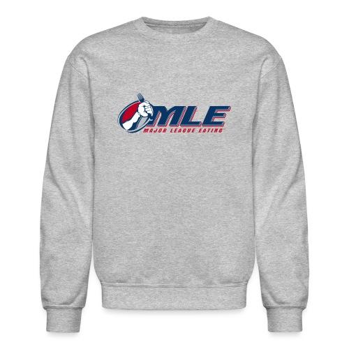 Major League Eating Logo - Unisex Crewneck Sweatshirt