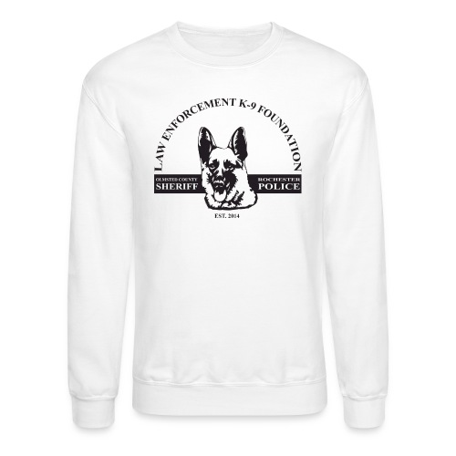 Dog Design - Unisex Crewneck Sweatshirt