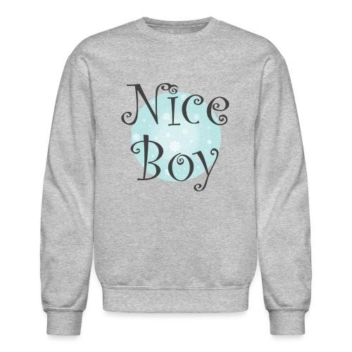 Nice Boy - Crewneck Sweatshirt