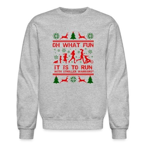 Oh What Fun - Unisex Crewneck Sweatshirt