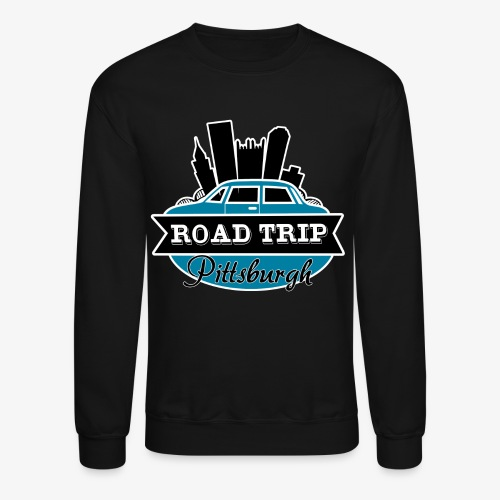 road trip - Crewneck Sweatshirt