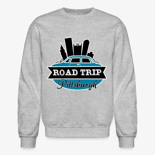 road trip - Crewneck Sweatshirt
